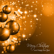 Christmas Background for Greetings!