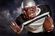 American Football - Abwehrhalung
