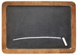 blank slate balckboard