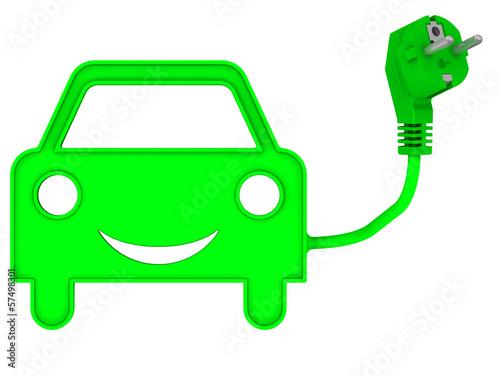 Электрический автомобиль. Концепция