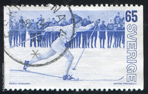 Women cross-country race
