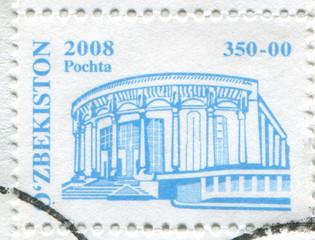 National Academic Drama Theater in Tashkent