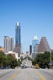 A View of the Skyline Austin at Texas, USA