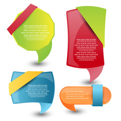 set of web elements best for sale and advertisement