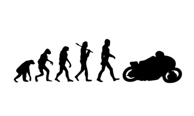 Evolution Bike Race