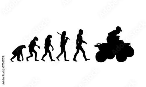 Evolution Quad