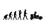 Evolution Go-cart