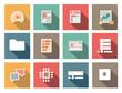 flta icones : infrastructure, application et plateforme
