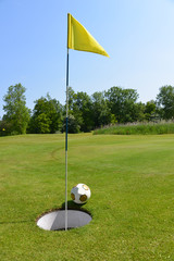 Footgolf sport in the Netherlands
