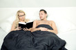 Couples bed story