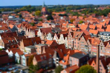 Lüneburg, Tilt-Shift