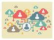 infographie : les reseaux sociaux