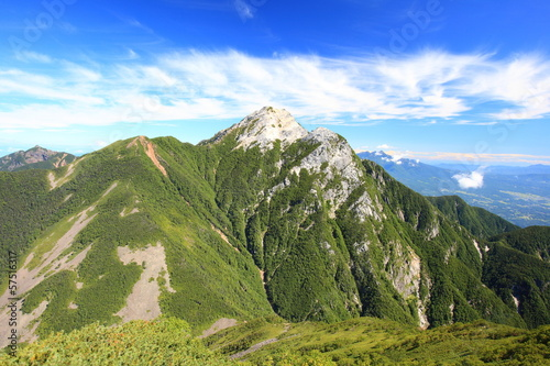 Fototapeten,japan,berg,spektakulaer,sommer
