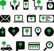 Conceptual Tree icons