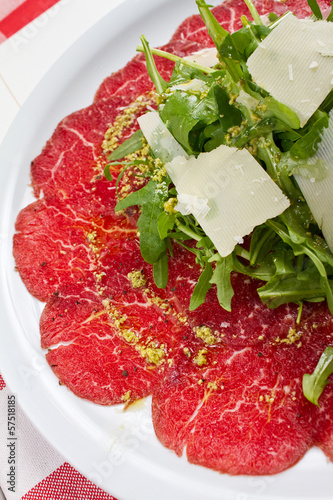 Carpaccio Shot