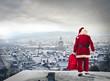 Leinwandbild Motiv Christmas Eve