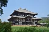 temple nara Tōdai-ji poster