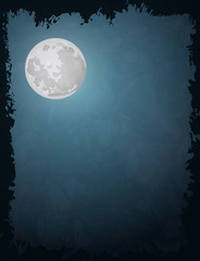 Moon background
