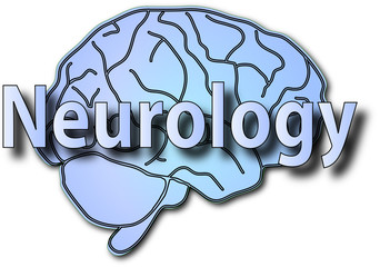 Brain neurology icon