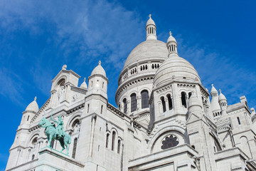 Sacre-Coeur cathedral, Paris.