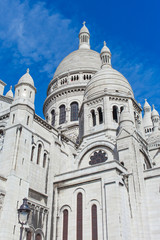 Sacre-Coeur cathedral, Paris.