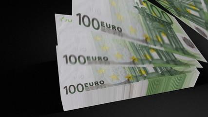 100 Euros bill count 01