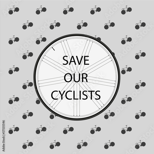 Save Our Cyclists.