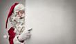 Leinwanddruck Bild - Christmas board