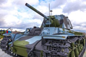cold war russian tank