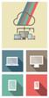 infographie : le cloud et les terminaux numériques