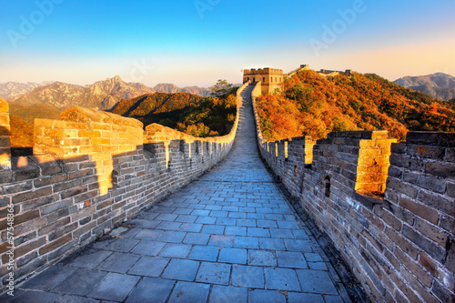 Aluminium Chinese Muur Great Wall of China