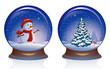 Snow globes - 57549123