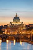 Fototapety Basilique Saint-Pierre Vatican Rome