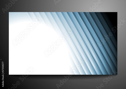 Striped vector background