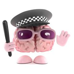 Police brain