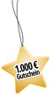 1.000 € Gutschein