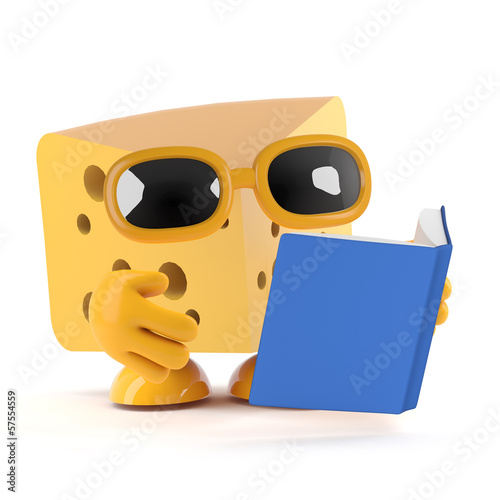 Cheese reader