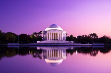 Thomas Jefferson Memorial in Washington DC, USA