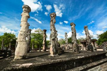 Ancient Polonnaruwa city