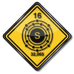 Schild 1121