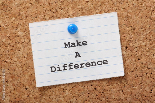 Make A Difference - 57556343
