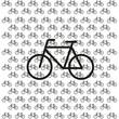 Bicycles Pattern.