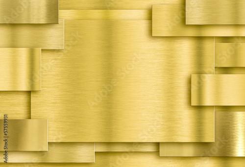 fondo-de-metal-dorado