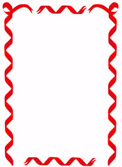 Ribbon Border