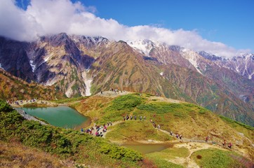 JOLLY almost heaven, Hakuba highland 白馬連峰