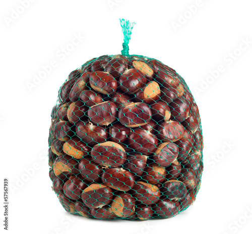 Sack of chestnuts