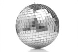 Fototapety Disco ball closeup