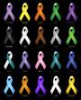 Awareness Ribbons (Cancer)