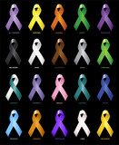 Awareness Ribbons (Cancer)