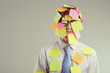 Post-it man
